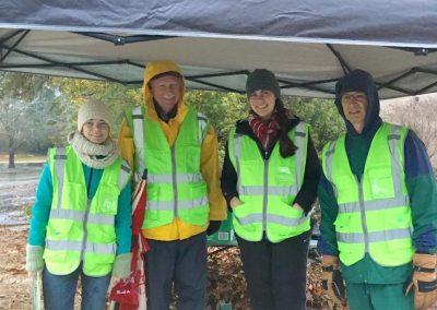 Outdoor Volunteers